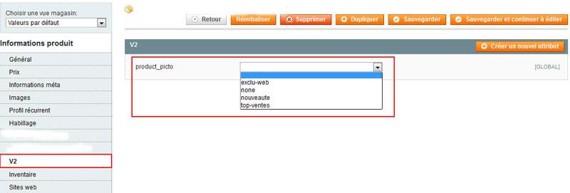 Magento : Ajouter un attribut produit via un module