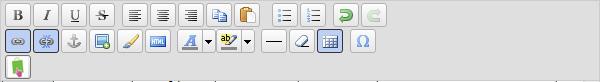 Prestashop : Liens dynamiques vers les pages cms dans l'éditeur TinyMce