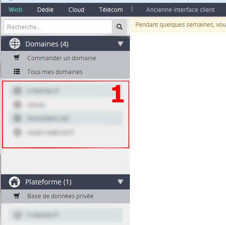 Faire pointer un nom de domaine vers un serveur dédié ( ovh et cloudflare )