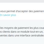 Prestashop : bloquer les mises à jour de modules dans l'administration
